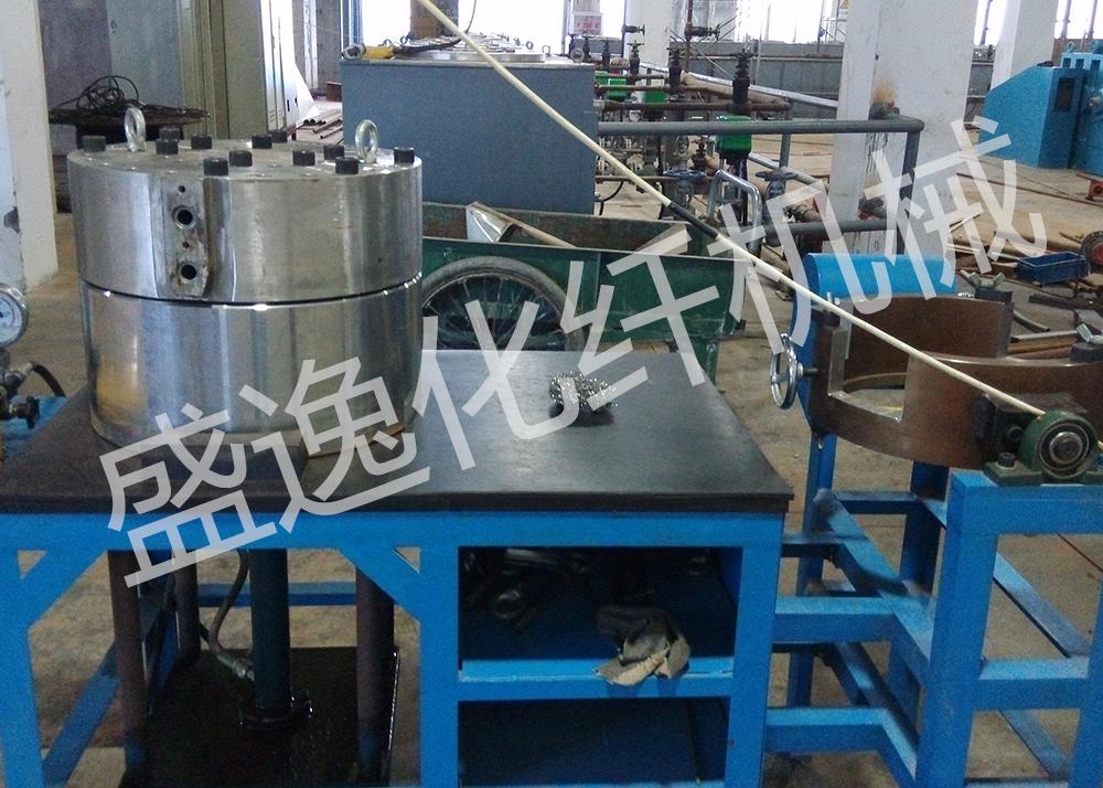 复合纺组件拆装机