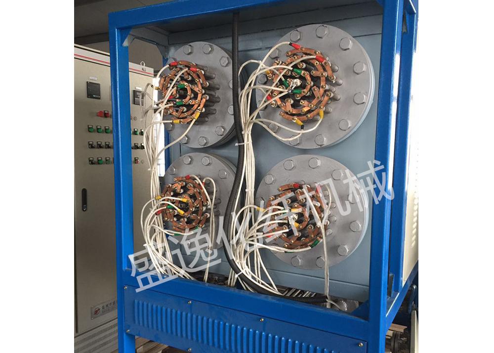 双泵高温式导热油加热器