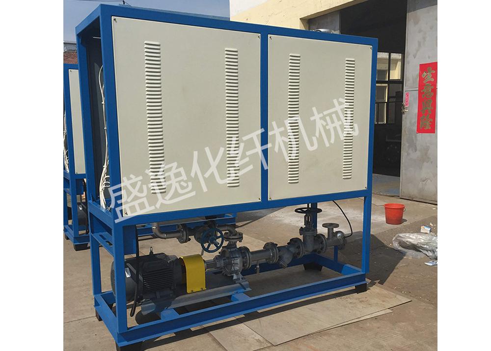 单泵低温式导热油加热器