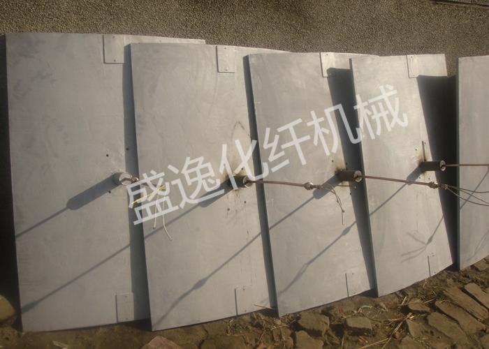 弧形金属铸造加热器