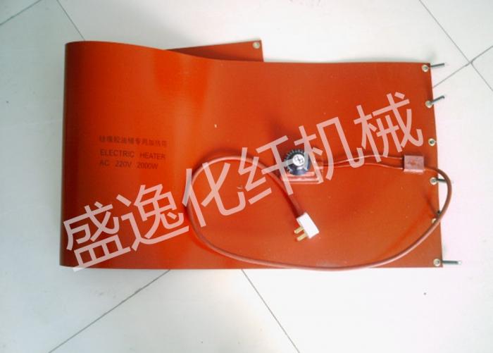 温控式硅橡胶加热器(油桶专用)