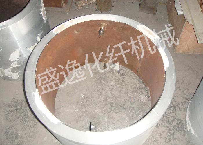 圆形金属铸造加热件