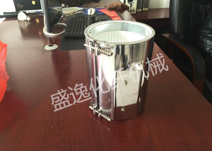 圆筒式陶瓷加热器