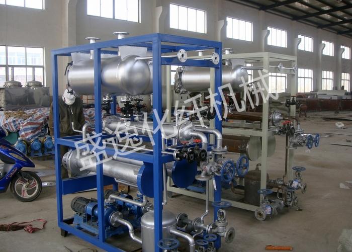 水冷式导热油炉(全息压延机)