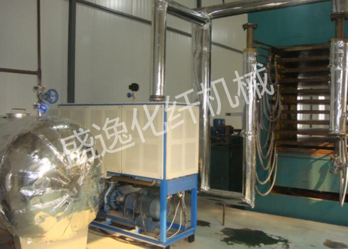油冷式导热油炉(热压机)